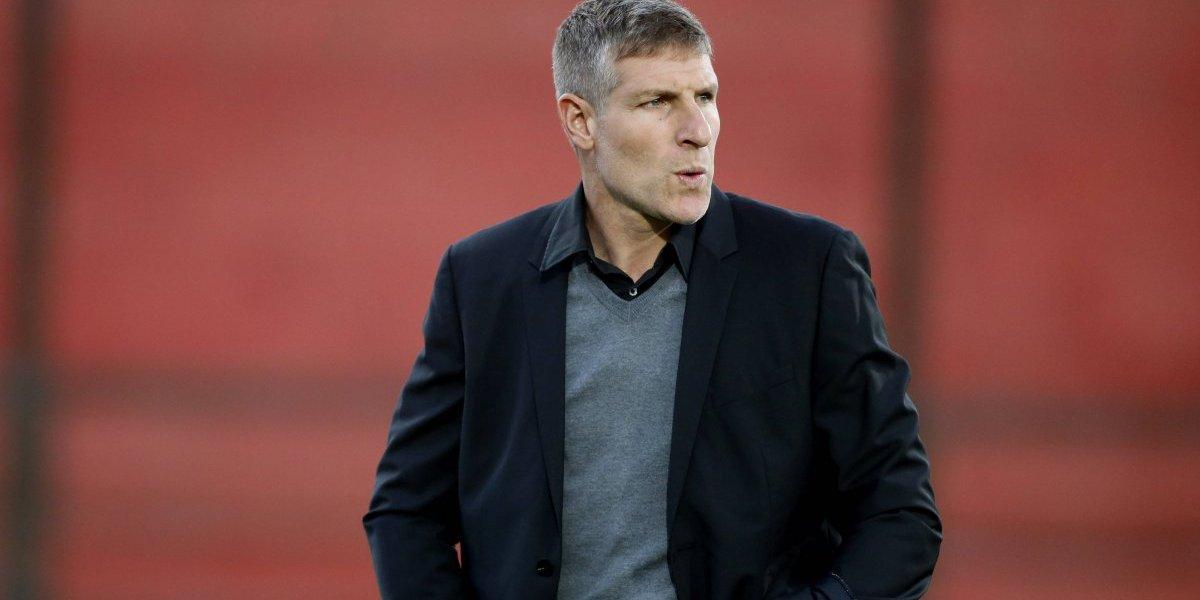 """Palermo saca la voz tras su salida de Unión: """"Era notoria la intención de Fernando Díaz de ocupar mi lugar"""""""