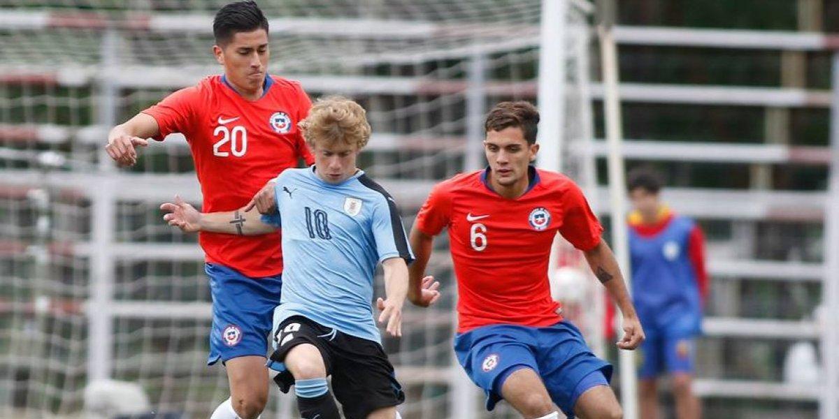 Así vivimos el empate de la Roja Sub 20 ante Uruguay que terminó con derrota a penales