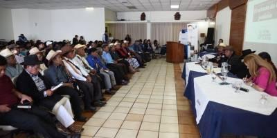 Reunión Sistema Integrado de Justicia con jefe de CICIG