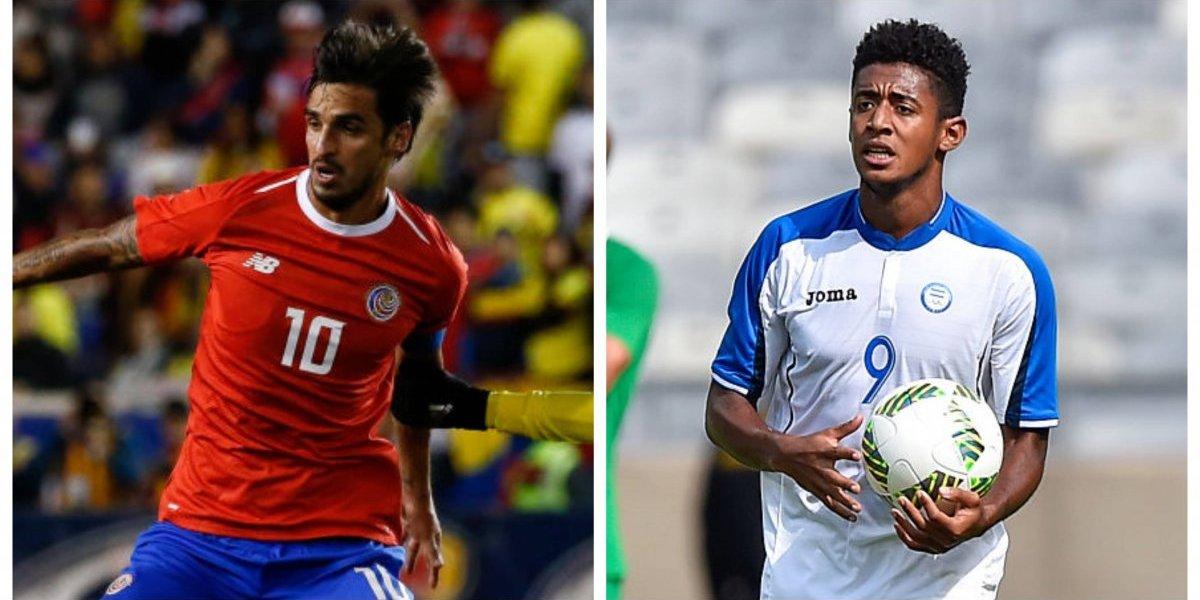 ¿Cómo llegan los rivales de la Roja de Rueda? Costa Rica y Honduras vienen en pleno proceso de recambio