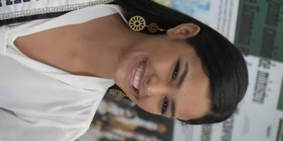 Lista Kiara Liz para su hora en Miss Universo