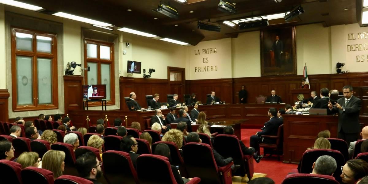 Suprema Corte perfila invalidez de Ley de Seguridad Interior