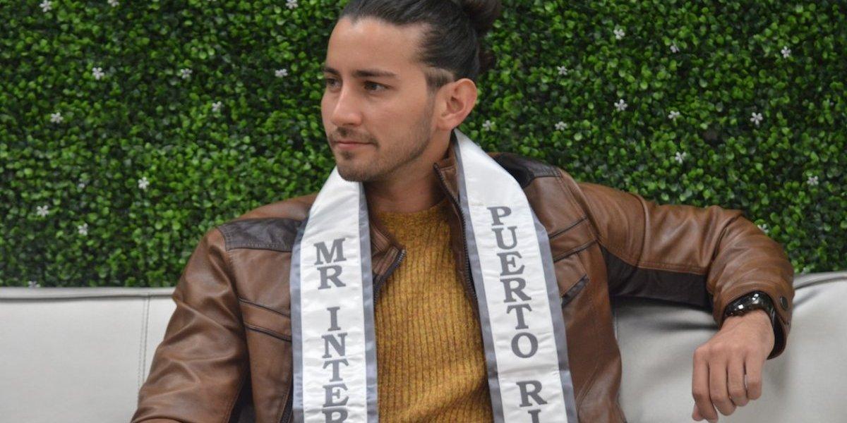 Julián Rivera: de la milicia a la pasarela