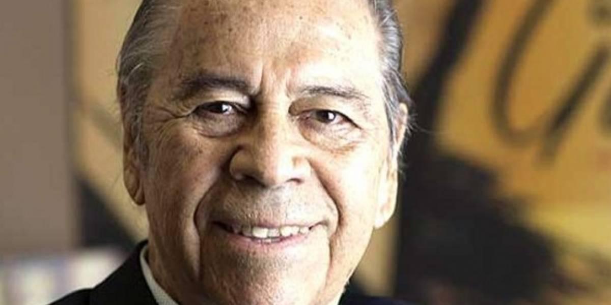 Muere cantante chileno Lucho Gatica