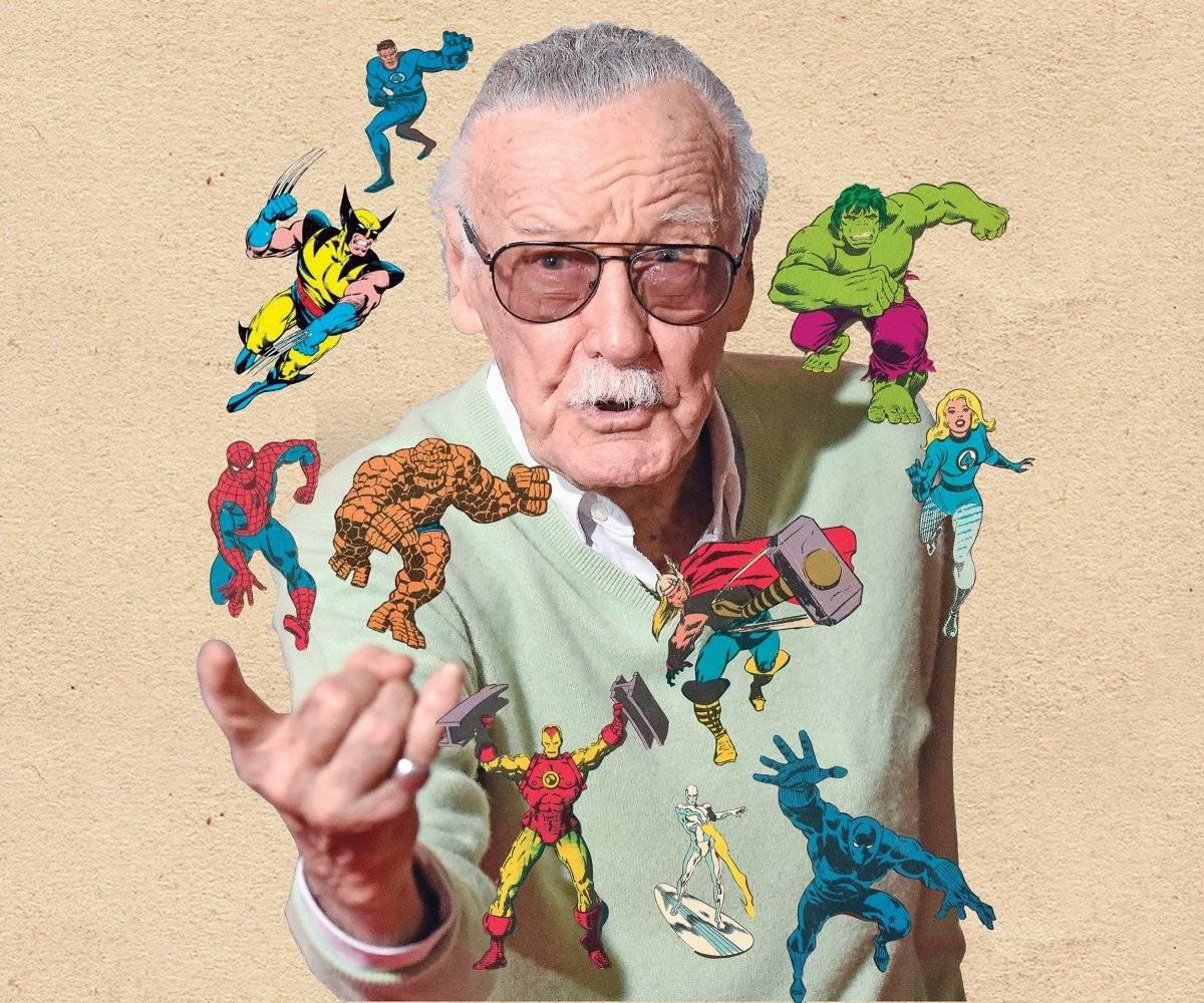 Stan Lee especial