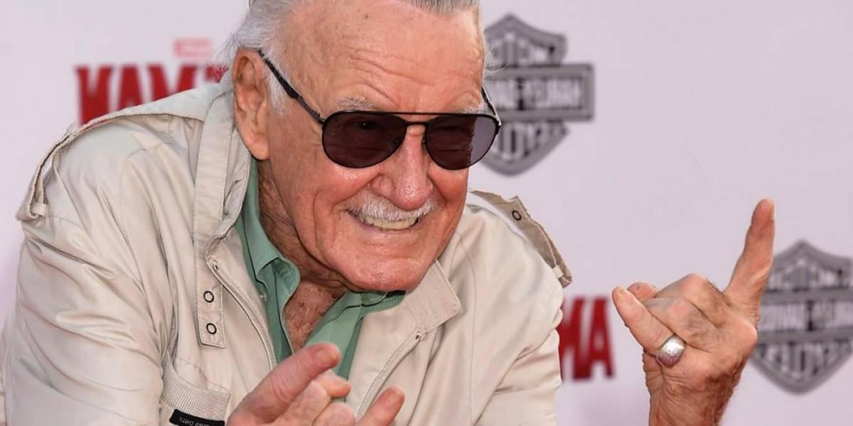 Un superhéroe latino, el personaje en el que trabajaba Stan Lee antes de morir