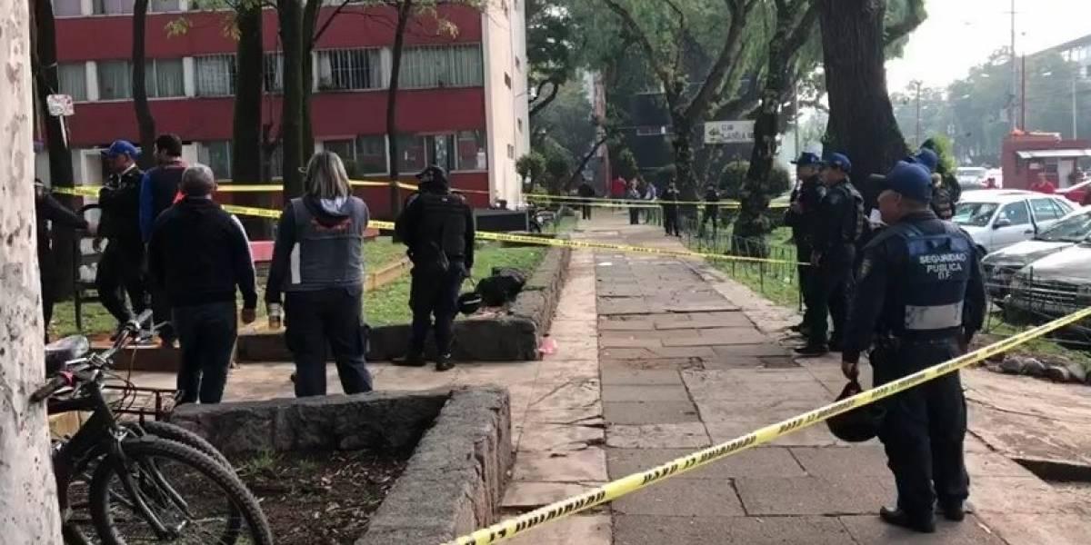 Hallan maleta con restos humanos en Tlatelolco; se trataría de una menor