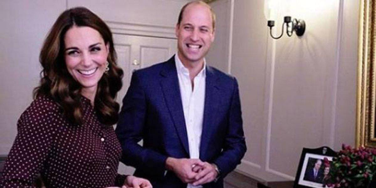 Esta es la tierna promesa que le hizo el príncipe William a Kate Middleton horas antes de su boda