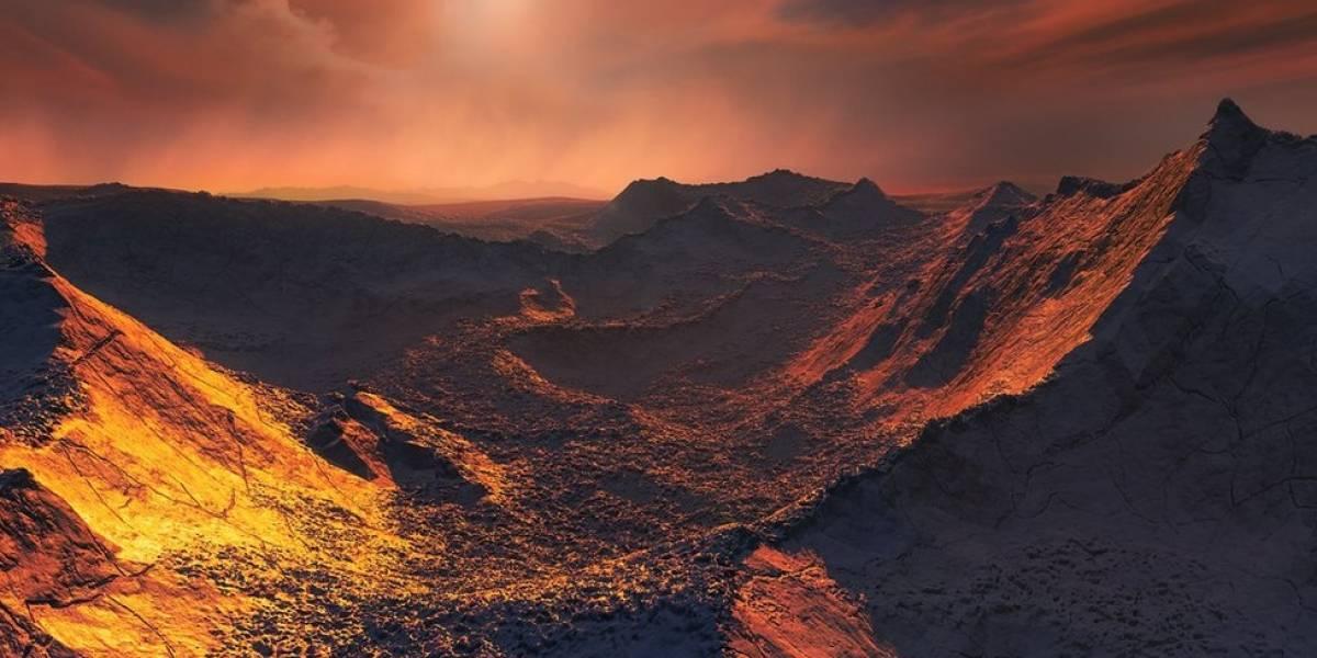 """Astrônomos descobrem planeta parecido com a Terra a """"apenas"""" 6 anos-luz de distância"""