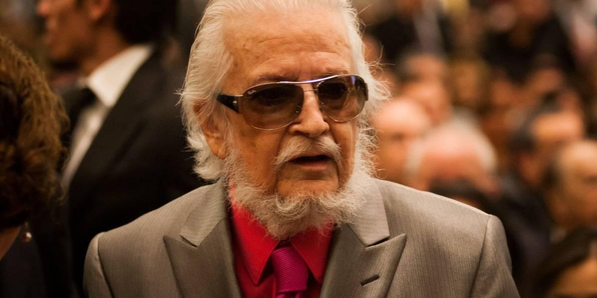 Fernando del Paso participaría en varias actividades de la FIL