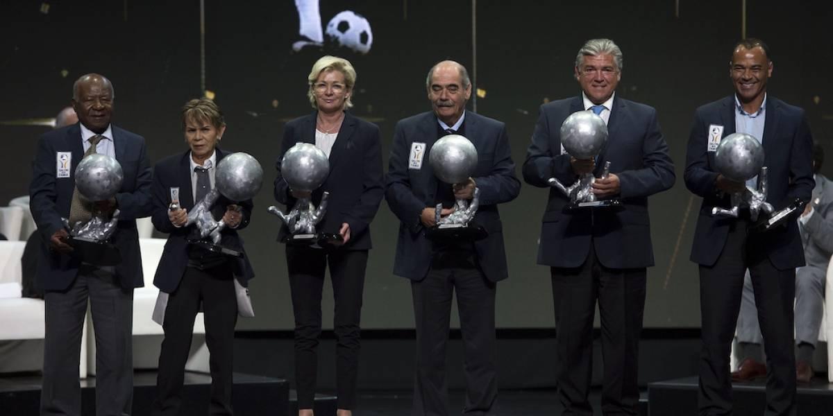 Salón de la Fama del Futbol recibe a su nuevos 'inmortales'