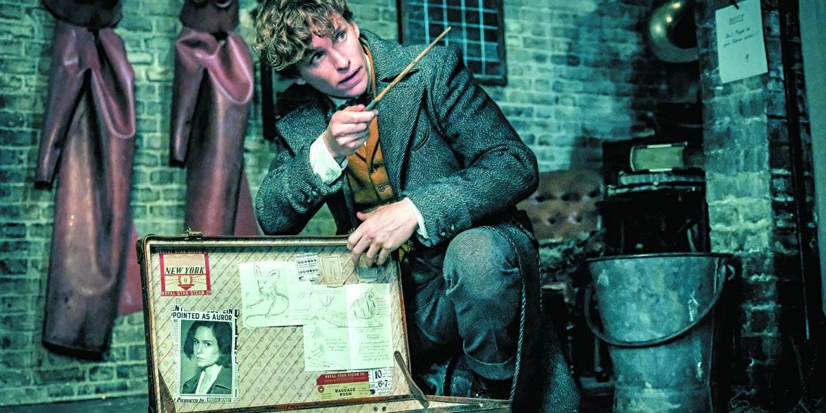 'Animais Fantásticos: Os Crimes de Grindelwald' arrecada 62 milhões de dólares em estreia