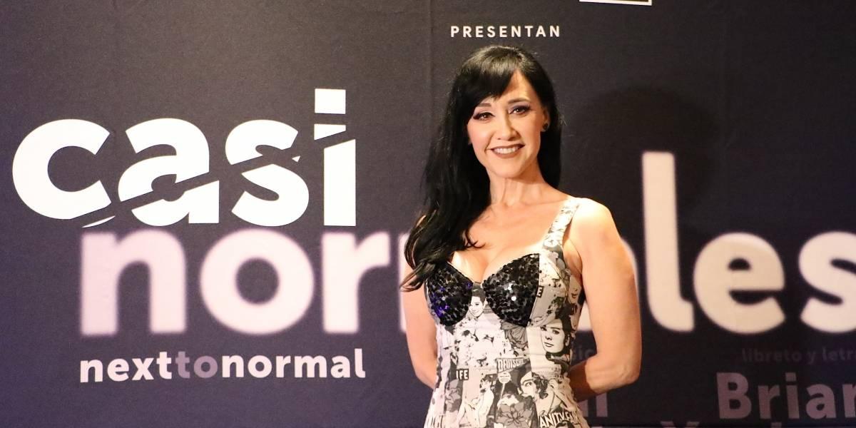 """""""Casi Normales"""" marca el regreso de Susana Zabaleta al teatro"""