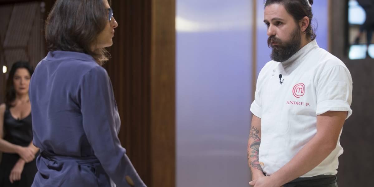MasterChef Profissionais: 'Problemas pessoais interferiram', conta André
