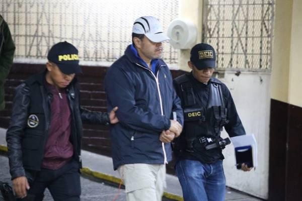 Raúl Osoy Penados, caso TCQ.