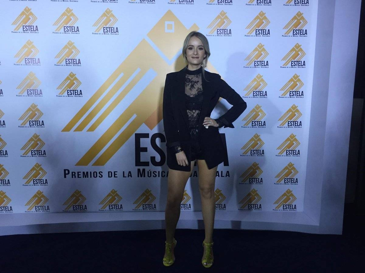 Stephanie Zelaya Foto: Mónica Avila