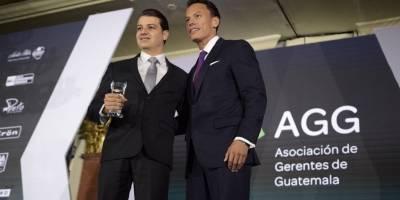 Juan Rivera Gerente del Año