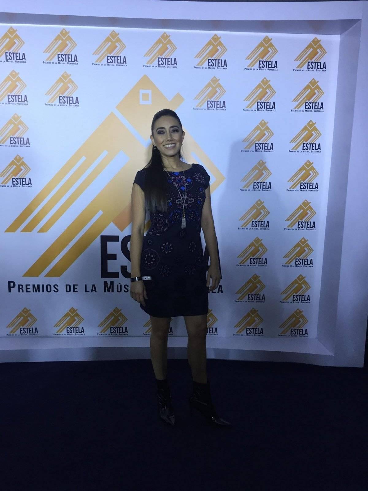 Karla Calvillo, locutora, actriz y cantante Foto: Mónica Avila