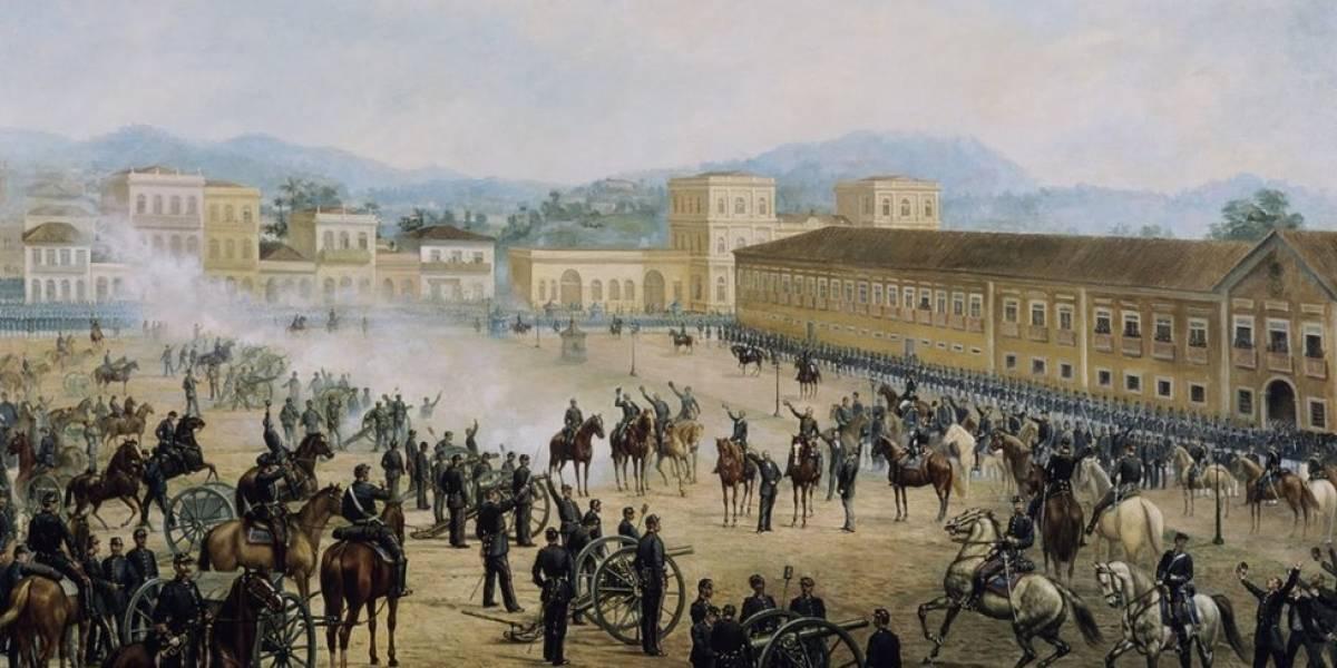 """Proclamação da República: por que historiadores concordam que monarquia sofreu um """"golpe"""""""
