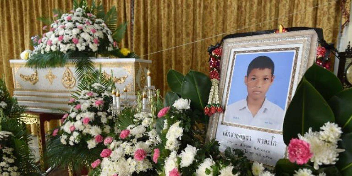 Muay Thai muerte niño en Tailandia