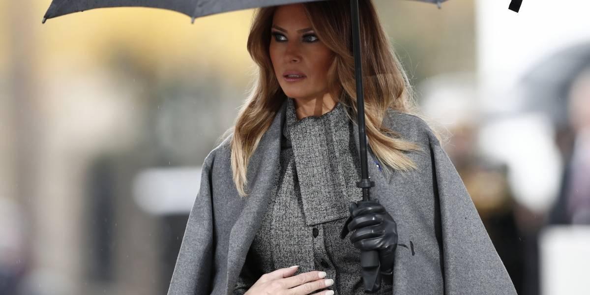 Gesto insólito: por qué Melania Trump quiere fuera a la número 2 del Consejo de  Seguridad