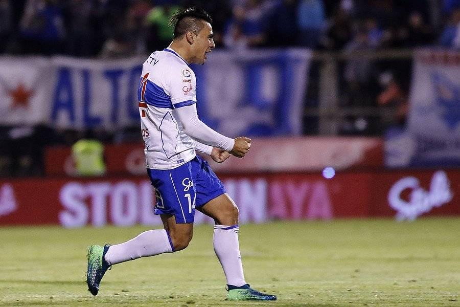 David Llanos es uno de los jugadores que recuperó la UC / Foto: Agencia UNO