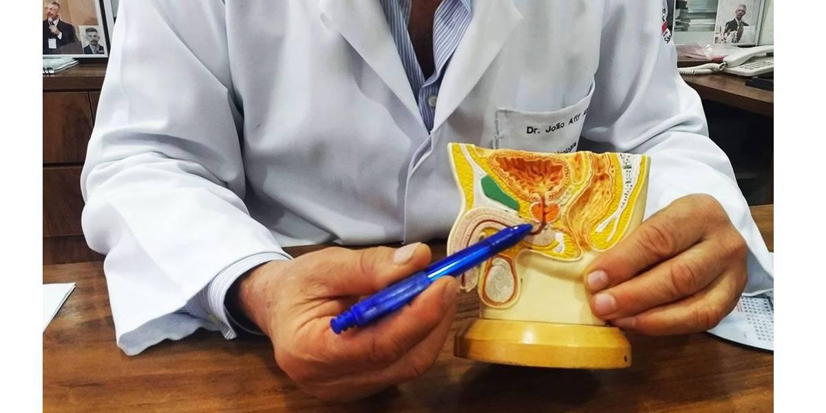 Câncer de próstata: entenda por que exame de toque é importante na prevenção
