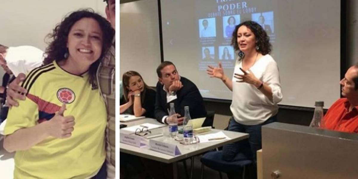 El régimen alimenticio de Angélica Lozano para bajar más de 12 kilos