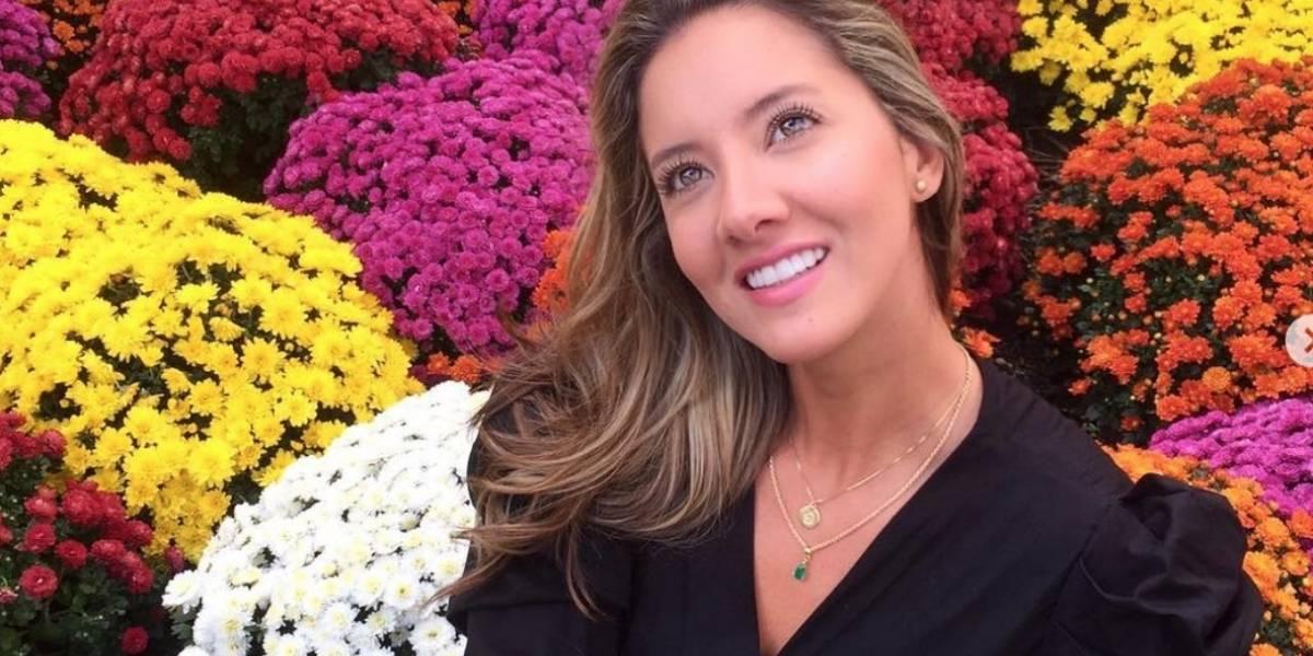 Exnovio de Daniella Álvarez reveló lo primero que le dijo la presentadora al salir de cirugía
