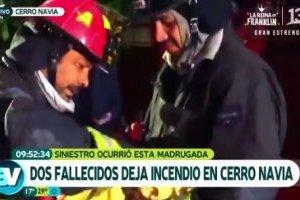 """Marilyn Pérez rompe en llanto en pleno despacho para """"Bienvenidos"""""""