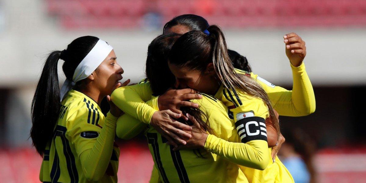 Colombia debuta en el mundial femenino sub-17 ante Canadá