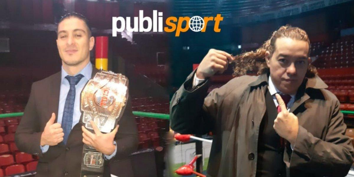 Niebla Roja y Rey Bucanero se jugarán el orgullo y las cabelleras en la Arena México