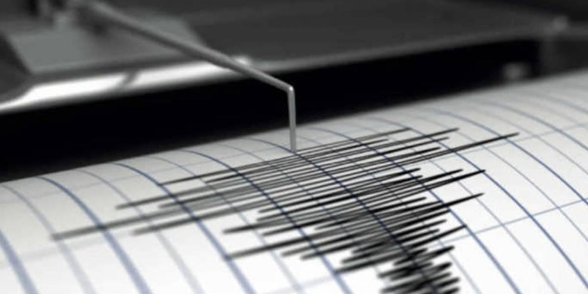 Se registra sismo en la Miguel Hidalgo, con epicentro en Polanco