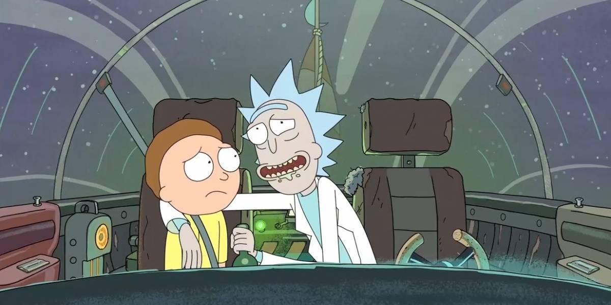 La primera temporada de 'Rick y Morty' vuelve a la TV