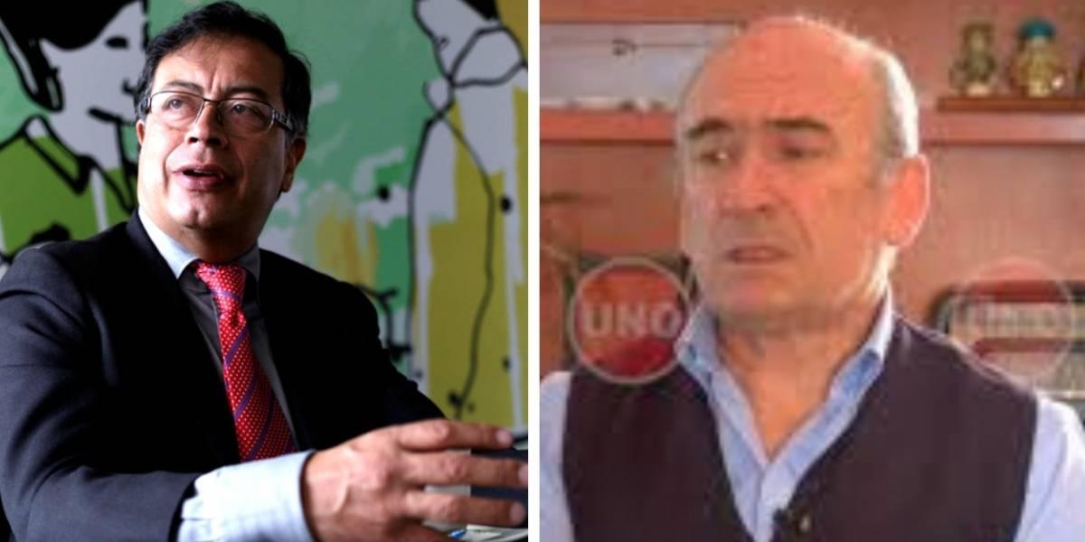 Jorge Pizano entregó pruebas y documentos a Gustavo Petro horas antes de morir