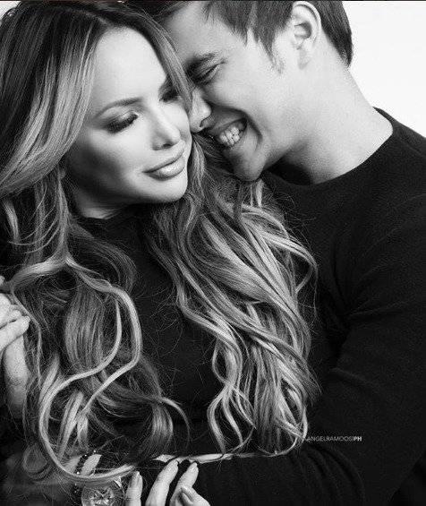 La pareja lleva aproximadamente 9 meses de relación