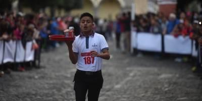 Carrera las Charolas 2018