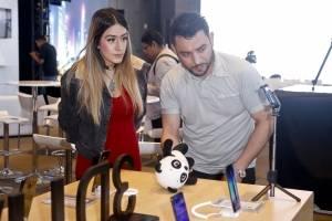 Huawei lanza en México su nueva serie de celulares Mate 20 y dos relojes de accesorios