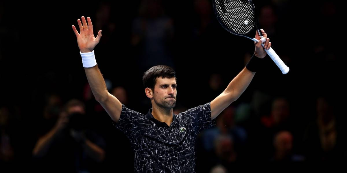Novak Djokovic avanzó a semifinales de la ATP