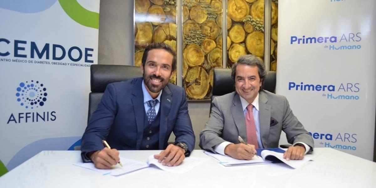Primera ARS y AFFINIS firman acuerdo de colaboración a beneficio de población con Diabetes