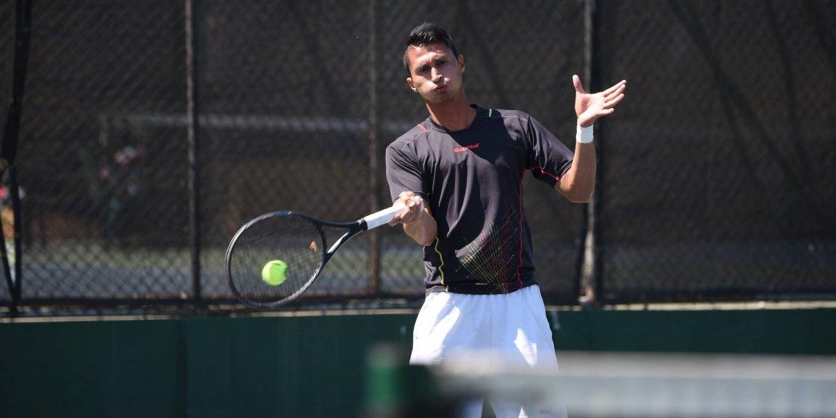 ¿Qué dijo el tenista Christopher Díaz sobre la sanción por amaño en su contra?