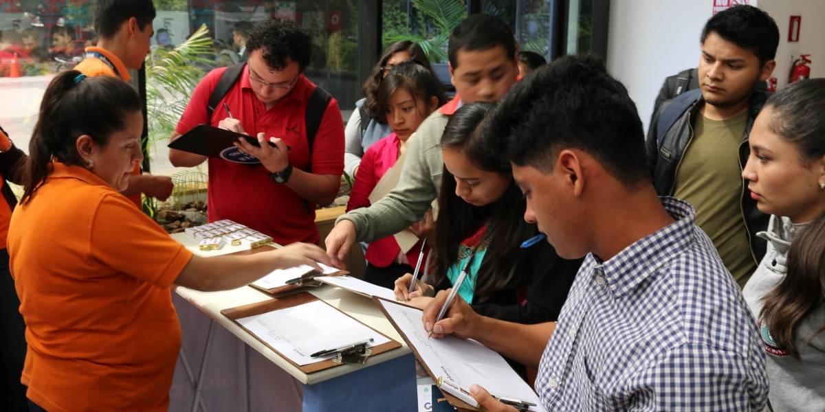 Feria de empleo ofrece plazas para call centers