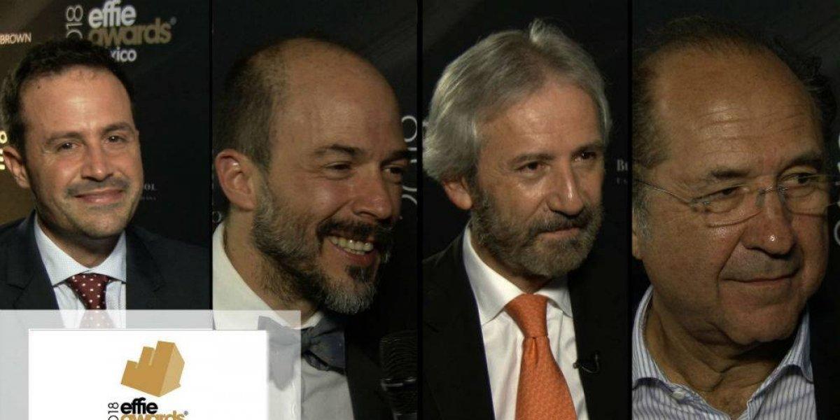 """Más de """"Los Premios Effie Award's México 2018"""", los ganadores."""
