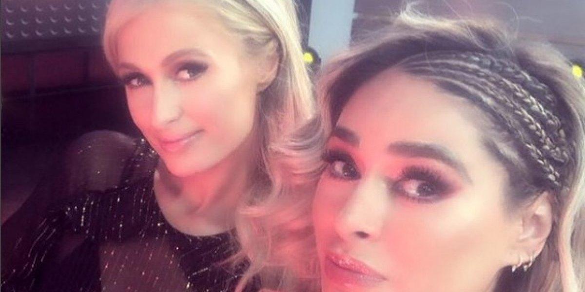 Critican a Galilea Montijo por su entrevista con Paris Hilton