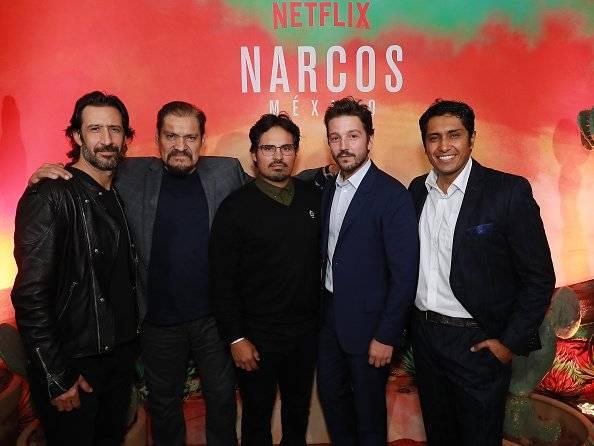 'Narcos México'