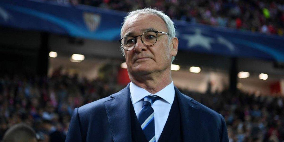 Claudio Ranieri vuelve a los banquillos de la Premier League