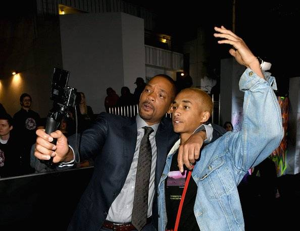 Jaden Smith declara que es novio de un rapero famoso Getty Images