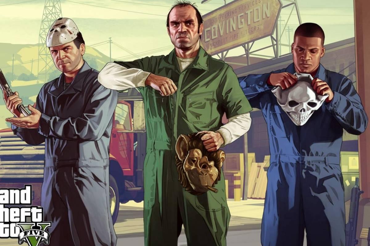 Juegos gratis: GTA V llegaría a la Epic Games Store disponible para descarga sin costo alguno