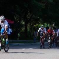 Ciclismo Máster - Triple 100