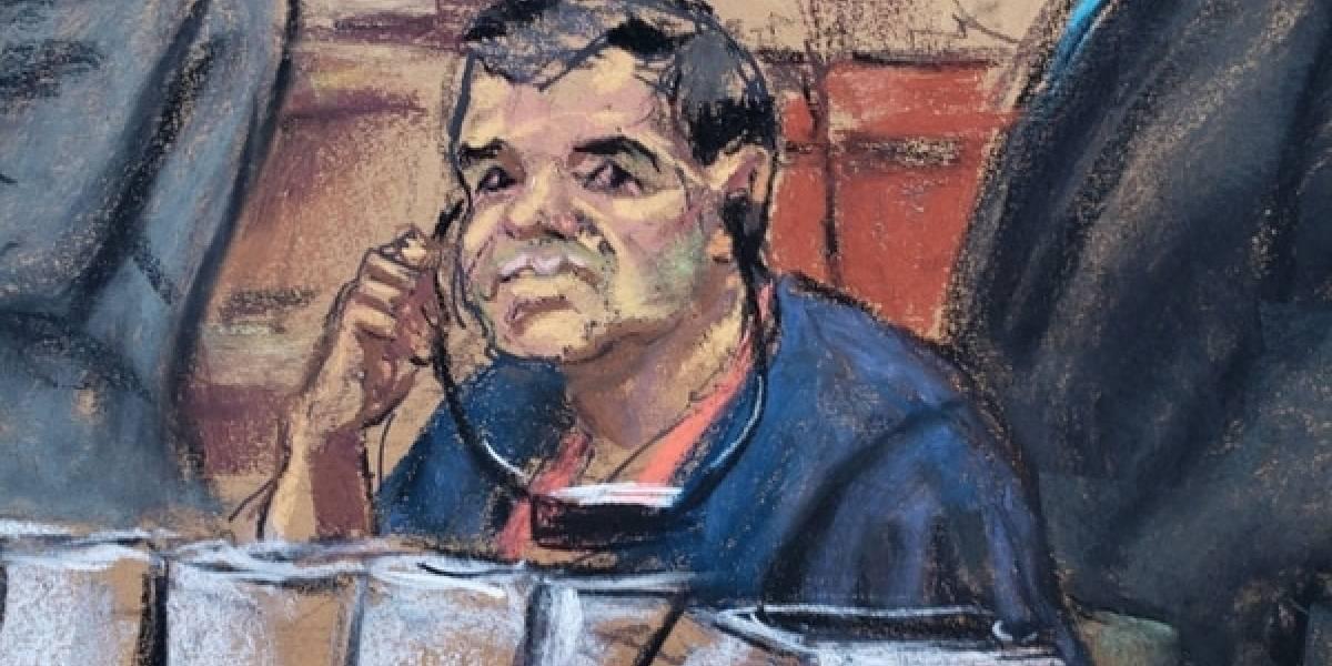 """Juez amonesta al abogado de """"El Chapo"""" Guzmán"""